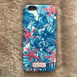 iPhone 6s Lilly Pulitzer case